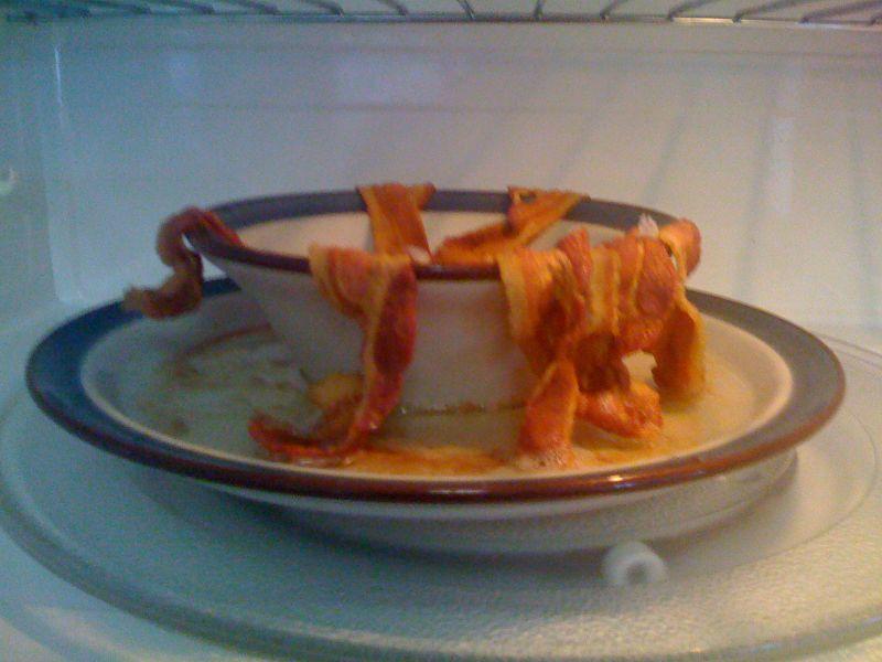 How To Make Crispy Microwave Bacon