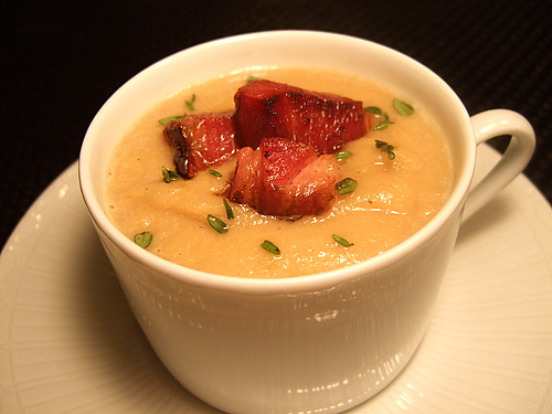 Bacon Broth Soup - Bacon Today
