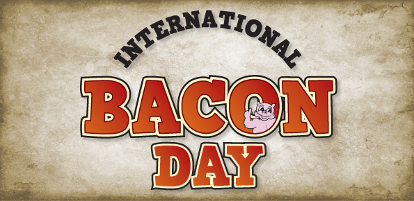 annies home: International Bacon Day with Bonus Recipe