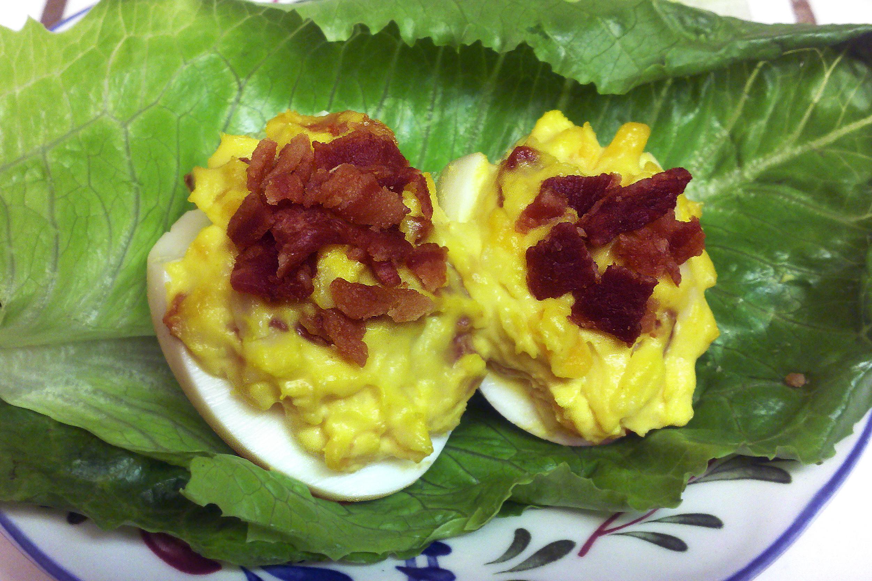 Bacon Devlied Egg - Bacon Today