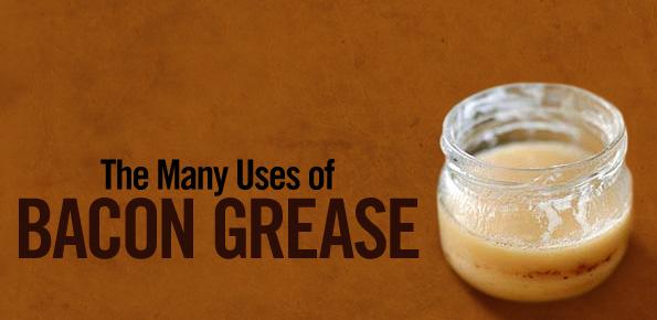 Bacon Grease Storage Container Listitdallas