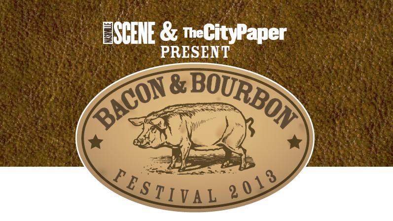 Bacon and Bourbon Fest in Nashville 2013