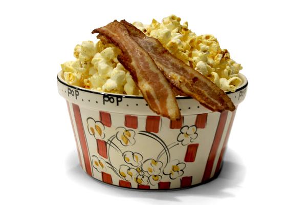 Jalapeño Bacon Popcorn - Bacon Today