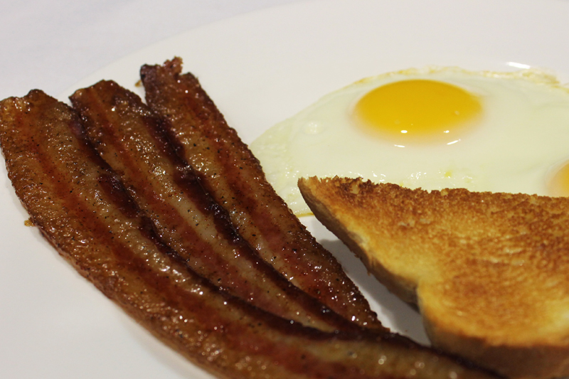 Millionaire's Bacon - Bacon Today
