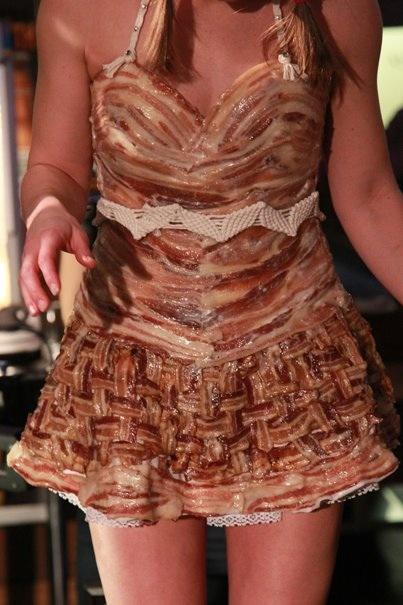 bacon dress - Copy