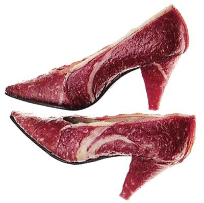 bacon-high-heels