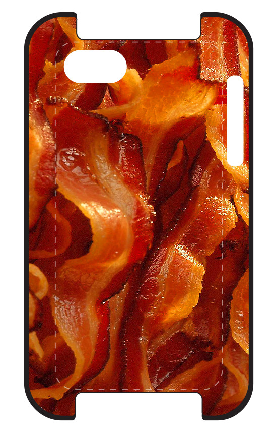 iphone case bacon redbubble