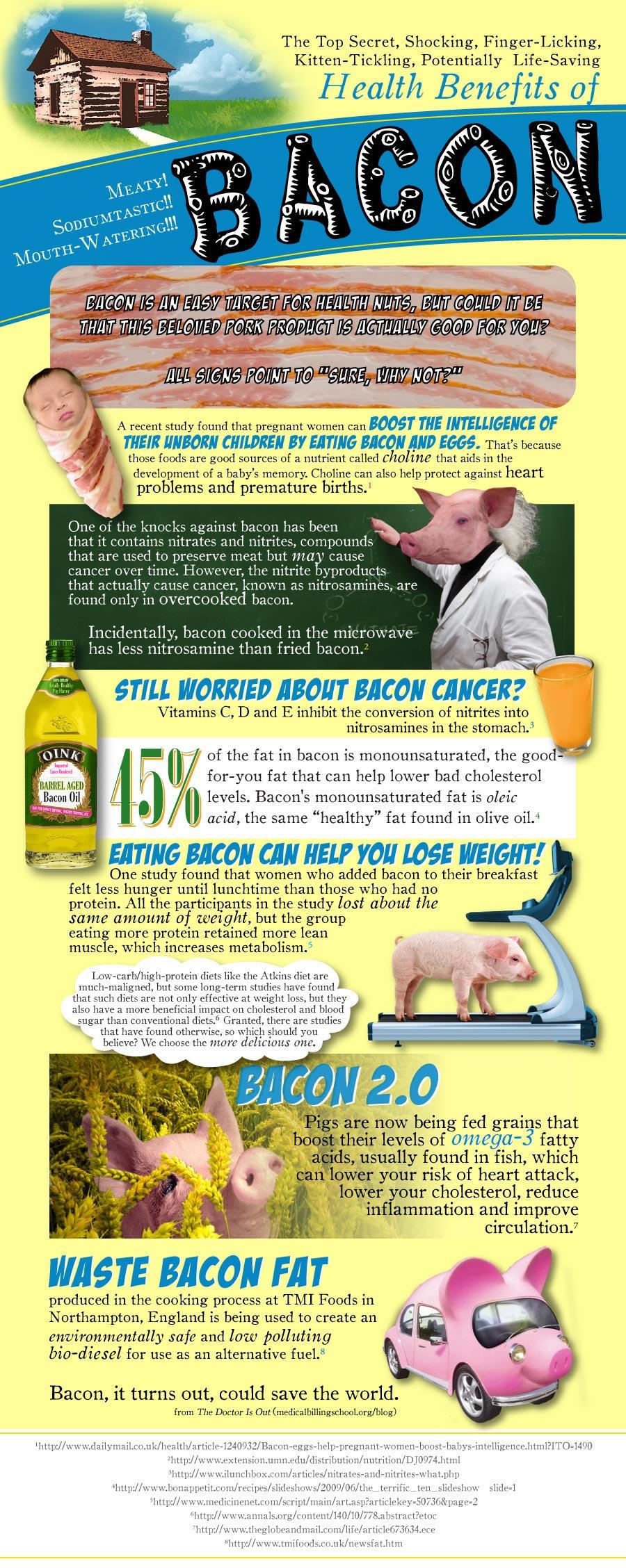 BaconBenefitsInfographic