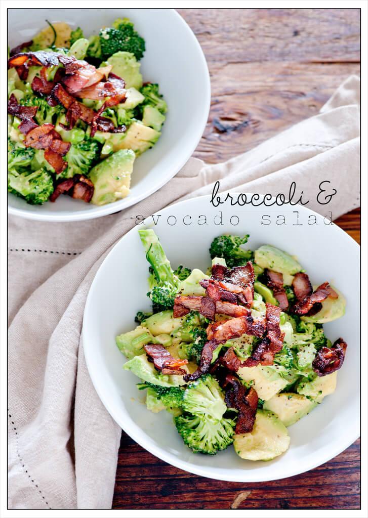 broccoli avocado