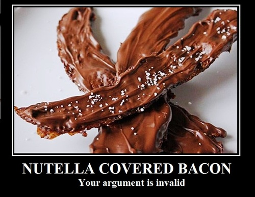 nutellabacon