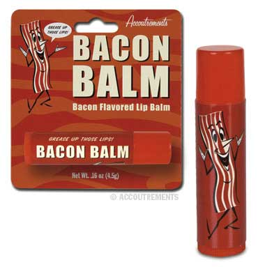 bacon lip balmm