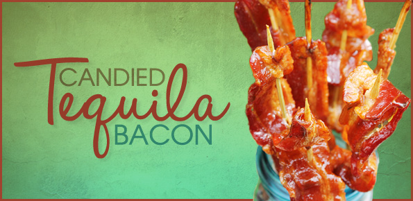 Candied Tequila Bacon
