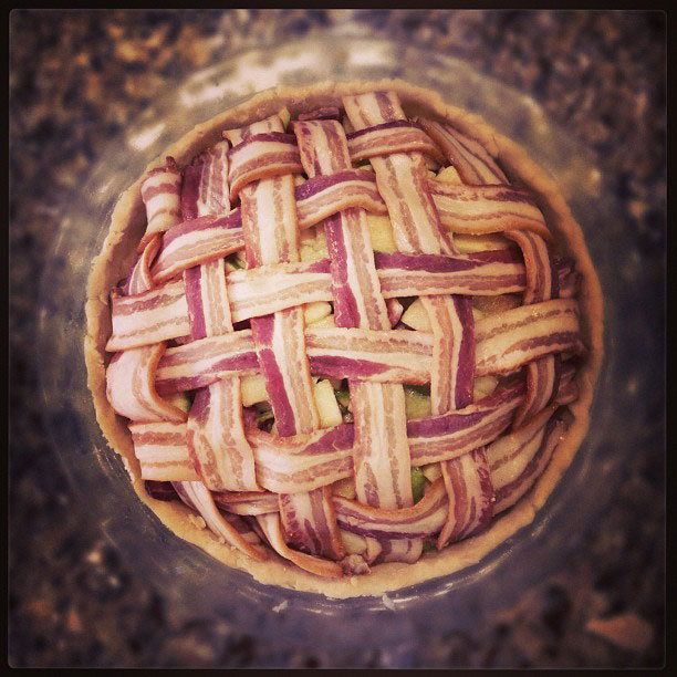 instagram apple pie
