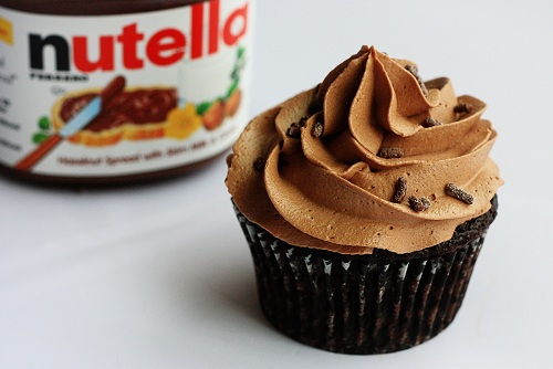 nutella-bacon-cupcake from notyourmommascookie