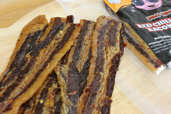 Bacon Freak Bacon Jerky Red Chili Pepper inset3