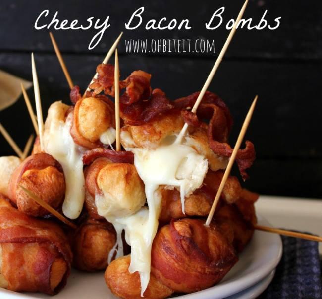 cheesy bombs