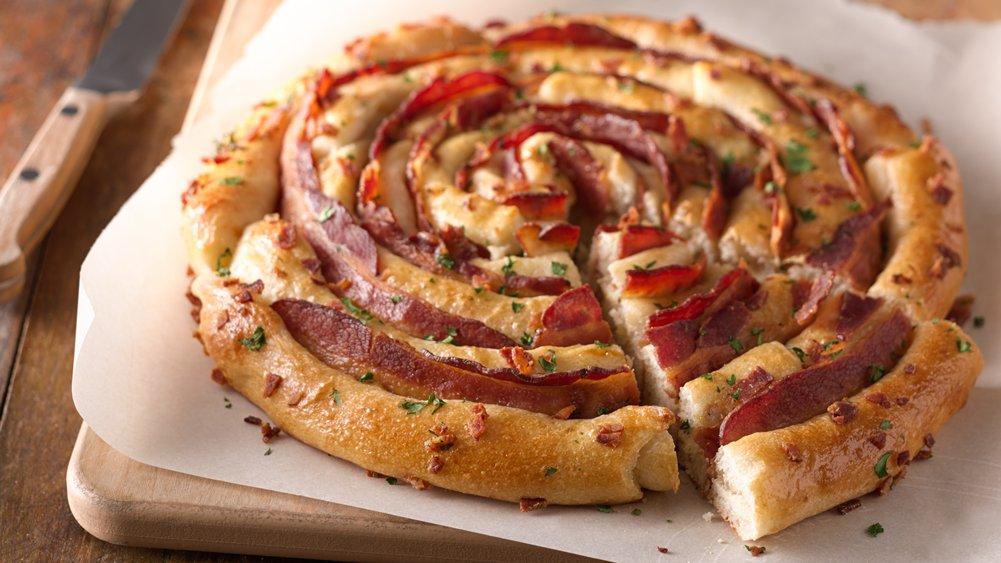 pillsbury bacon foccacia