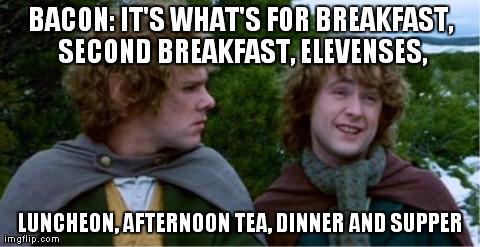 LOTR Hobbit meme
