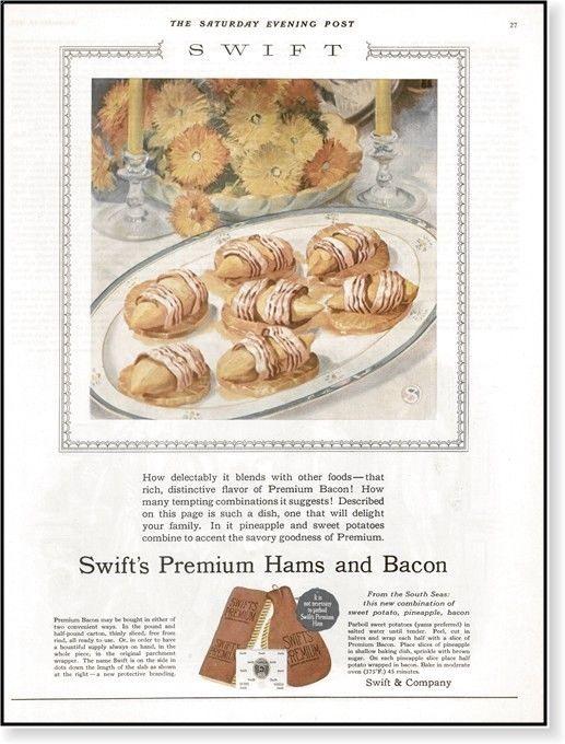 1928 swift pineapple potato