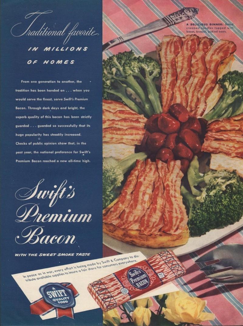 1946 bacon and brocolli_