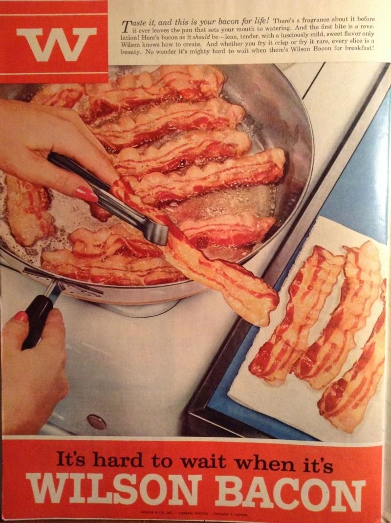 1955 wilson bacon