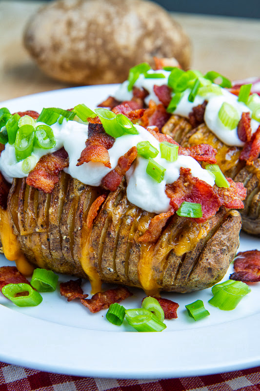 Fully Loaded Hasselback Potatoes 800 2116
