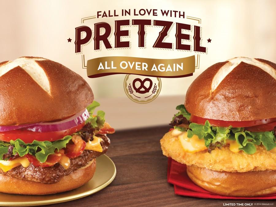 Wendy's brings back Pretzel Bacon Cheeseburger
