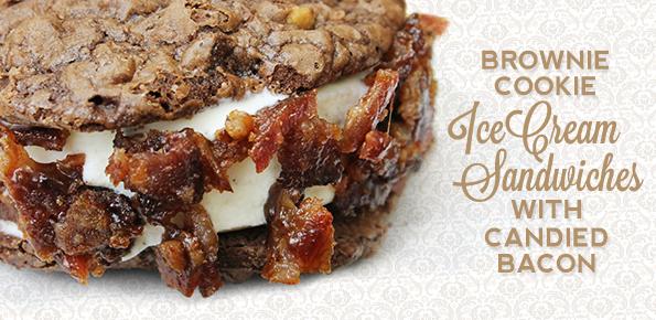 Candied Bacon Ice Cream Recipes — Dishmaps