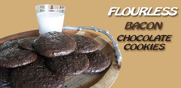 my favorite cookies is the classic flourless chocolate walnut cookie ...