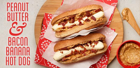 peanut-butter-bacon-banana-hot-dogs