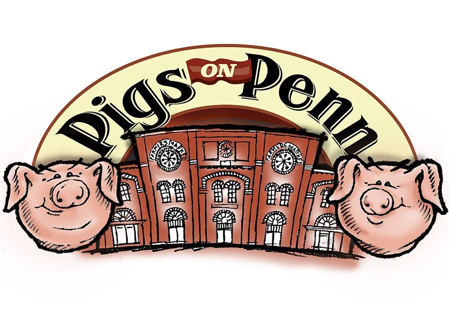 pigs on penn bacon festival