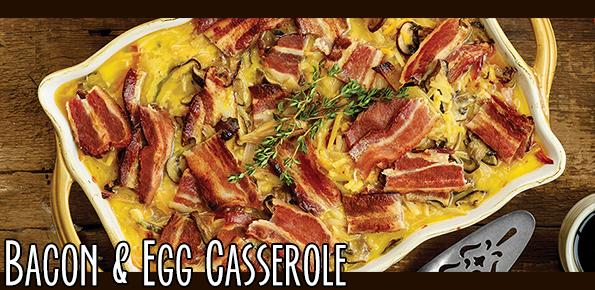 Bacon Egg Casserole Smithfield