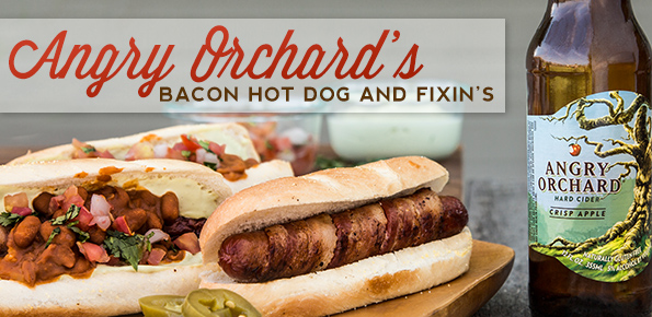 angry-orchards-bacon-hot-dog-and-fixings