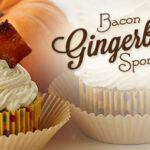 bacon-gingerbread-sponge-cakes