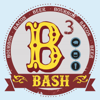 _b3 logo bacon beer bash