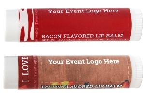 Custom Bacon Lip Balm