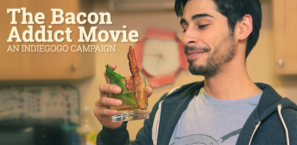 The Bacon Addict Movie