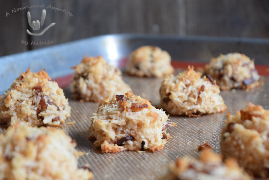 Maple Bacon Macaroons