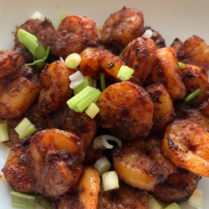 VooDoo Blackened Louisiana Shrimp